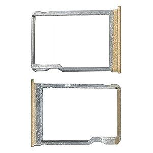 BisLinks® Marke Neu Gold SD Memory Karte Halter Für HTC One M9