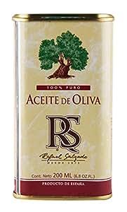 Rafael Salgado 100% Pure Olive Oil, Tin, 200ml