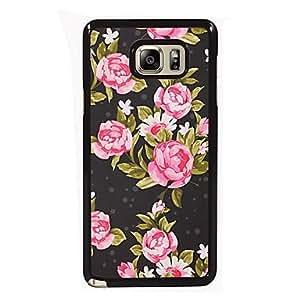 The Elegant Flower Design Slim Metal Back Case for Samsung Galaxy Note 3 #04201674