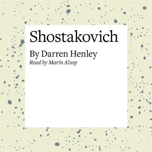 Shostakovich  Audiolibri