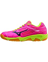 info for 21686 b3969 Mizuno Chaussures Junior Lightning Star Z Rose