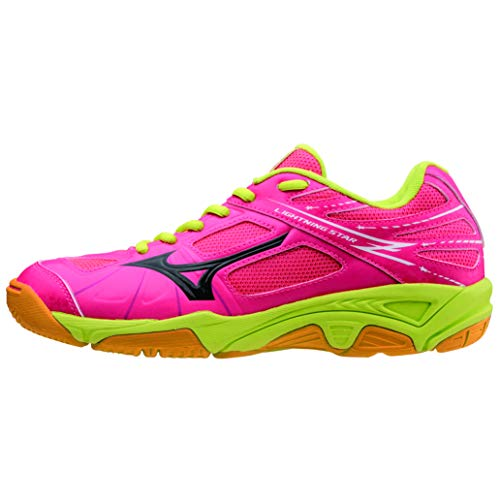 Mizuno Lightning Star Z Junior (32.5 EU, Rosa)