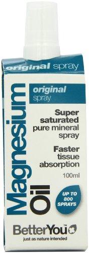 Better You - Huile de Magnesium Original Pulverisateur 100 ml