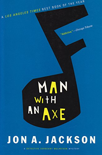 Man with an Axe (The Detective Sergeant Mullheisen Mysteries) (English Edition) - Mafia Motor City