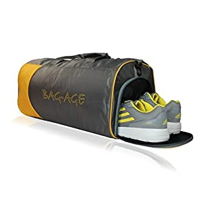 Bag-Age Duffel Bag Sports Gym for Women & Men Croop