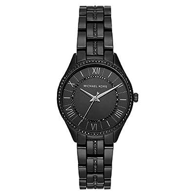 Michael Kors Reloj Analógico para Mujer de Cuarzo con Correa en Acero Inoxidable MK4337