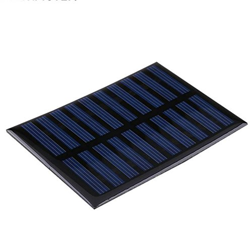 Amazon.co.uk - 5V 1.2W Solar Panel (100 x 69mm)