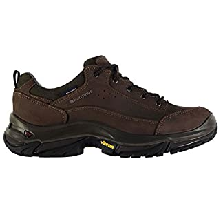 Karrimor Mens Brecon Low Walking Shoes Waterproof Lace Up 3