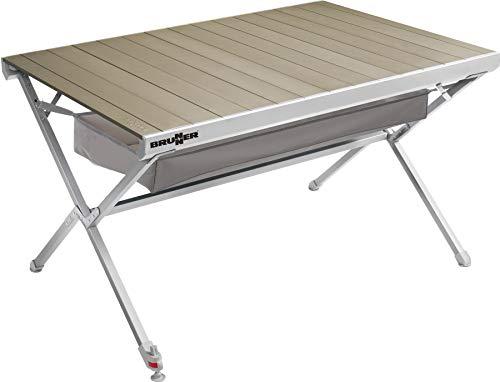 EXPLORER Titanium Tisch 122x79x70cm  Aluminium Alu Camp… | 04011739048085