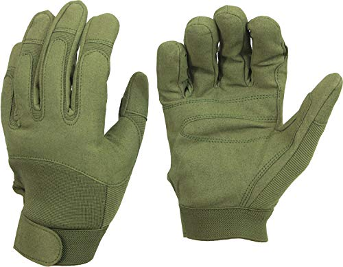 Mil-Tec Army Gloves Oliv Gr.M
