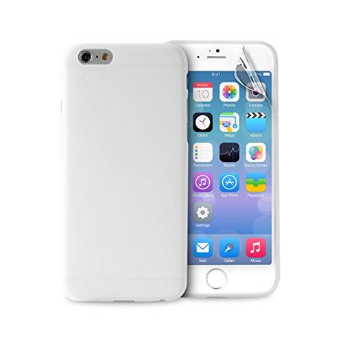 Puro Back Case Ultra Slim 0.3 Schutzhülle (für Apple iPhone 6+) Transparent Transparent