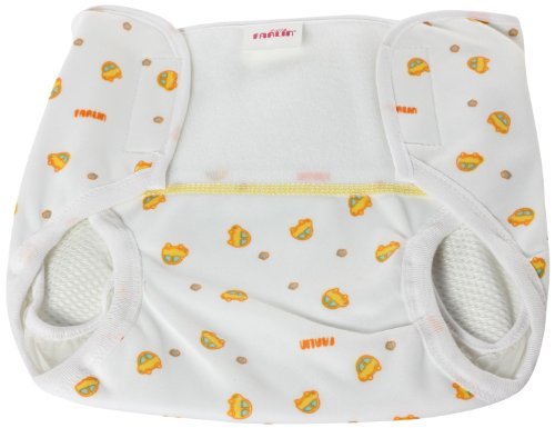 Farlin Baby Extra Large Size Diaper Pants (Yellow)