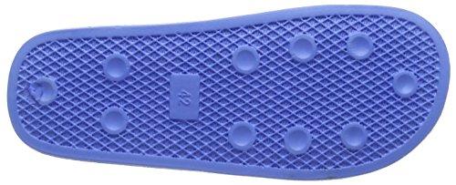 SlydesLogo M - Scarpe da Spiaggia e Piscina uomo Blu (Blue (Marina))