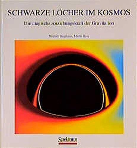 Schwarze Löcher im Kosmos: Die magische Anziehungskraft der Gravitation