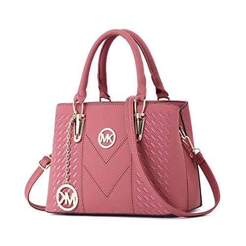 YTXY 2018 Neue Frauen-Handtasche Damen Casual Bag Messenger Bag Schulter,Pink -