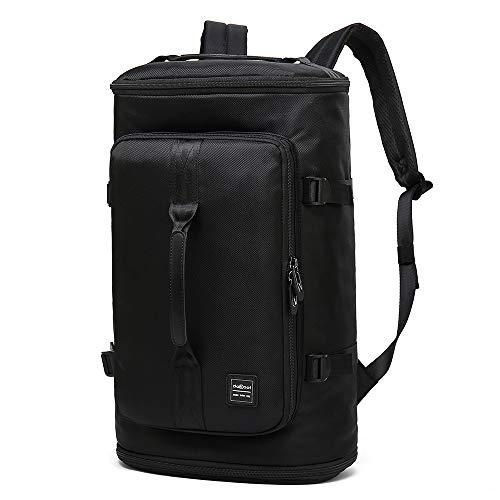 doKool Großer Laptop-Rucksack, Tragbare Reiserucksack mit Schuhfach, Wasserdichter Büchersack geeignet für Laptop&Notebook mit 17zoll
