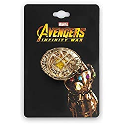 Marvel Eye of Agamotto 3D Collector Enamel Pin