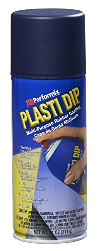 Plasti Dip Spray (Plasti Dip 11253Folie Spray abnehmbar, schwarz/blau)