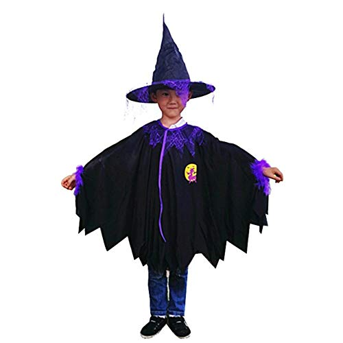 Monbedos Creative Assistent Modellierung Halloween-Party Cosplay Kleidung Kind Kostüm - Assistenten Kostüm Kinder