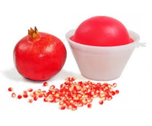 Bluplast Easy Anar Pomegranate Seed Extractor Fruit Cut No Strains No Skin Juice Wastage