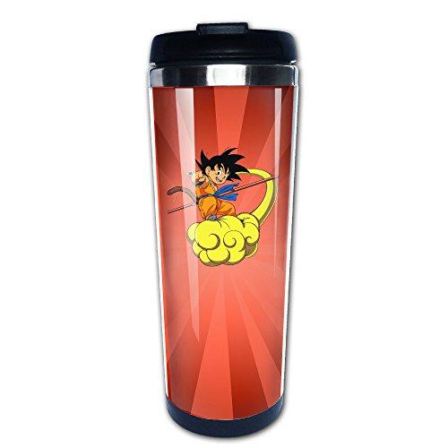 Dragon Ball Z Goku Edelstahl Vakuum Cup Travel Mug Trinkb - Serie Travel Mug