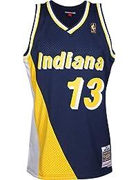 c3da89a918e9 Mitchell   Ness Indiana Pacers Mark Jackson 1996-97 13 Camiseta