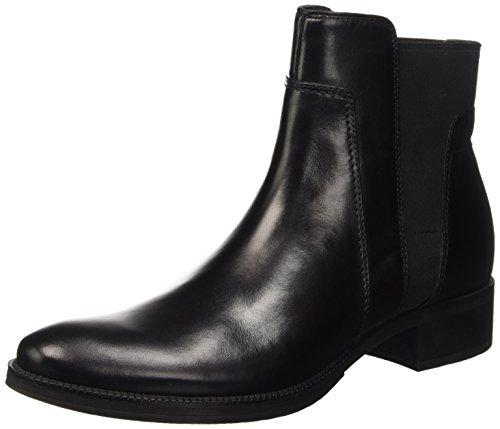 Geox Damen D MENDI STIVALI A Chelsea Boots, Schwarz (BLACKC9999), 38 EU