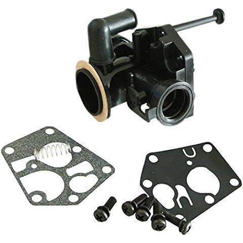 Générique carburador de cortacésped para Briggs Stratton 498809/498809A/497619 SPRINT CLASSIC Small Engine