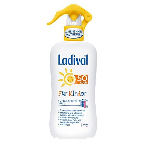 Ladival Kinder Spray Lsf 50 200 ml -