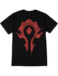 World of Warcraft Horde Spray Premium Tee Small