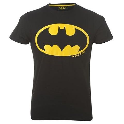 Batman T Shirt Mens Black