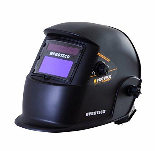 Proteco-Werkzeug® P550E Solar Automatik Schweisshelm Schweißhelm Schweissmaske Schweißschild Automatikhelm
