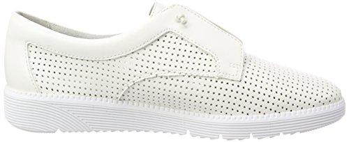 Xq4wy 23626 White Femme Blanc Tamaris Basses Sneakers 4AL5jR