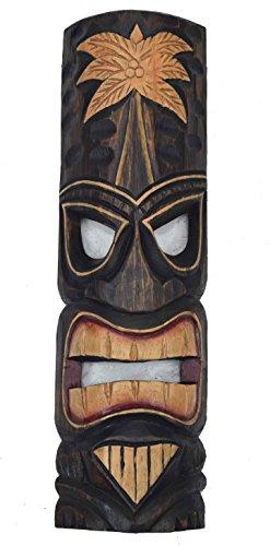 Tiki-Mscara-de-madera-en-50-cm-de-largo-con-diseo-de-palmeras-Hawaii-decorativa-pared-Mscara