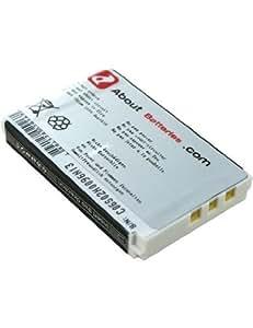Batterie type LOGITECH L-LU18, 3.7V, 1300mAh, Li-ion