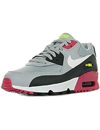 half off 917b9 bc3a5 Nike Air Max 90 Mesh (GS), Chaussures d Athlétisme Homme