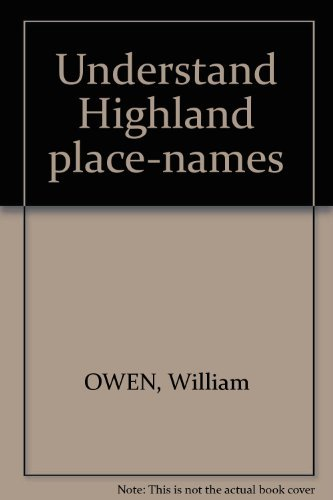 Understand Highland place-names (Place Highland)