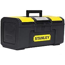 Stanley 1-79-216 - Caja de herramientas con autocierre, 39 cm