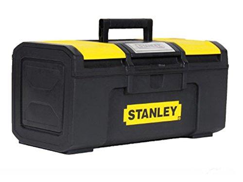 """Stanley Werkzeugbox Basic 16\"""" mit Schnellverschluß und Organizer, 1-79-216"""