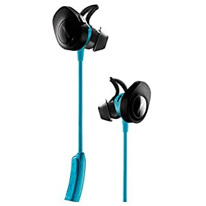 Bose® SoundSport® Cuffie Wireless, Azzurro