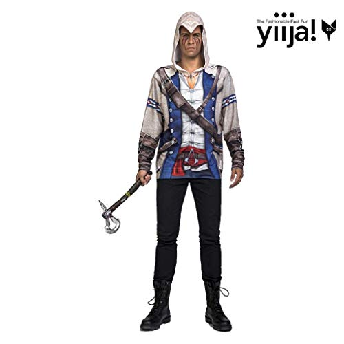 My Other Me Me Me- Assassins Connor Assassin'S Creed CAMISETA Multicolor (231275