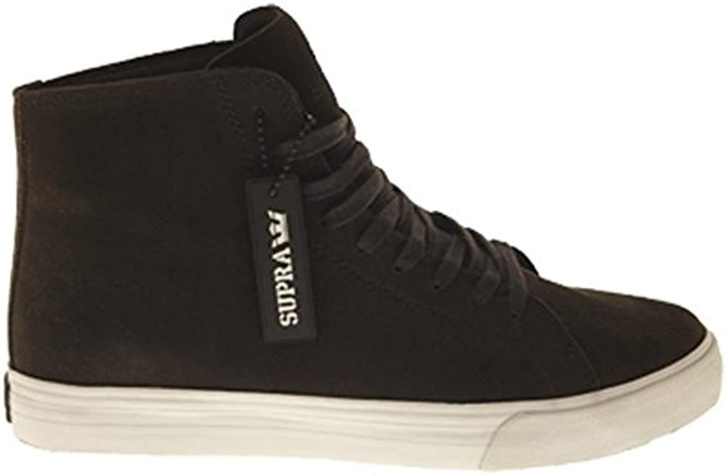 SUPRA Skateboard Styler Shoes Thunder High Brown Suede, número de zapato:42.5  -