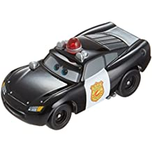 Cars Tomica - C-36 Lightning McQueen (Police Type) (japan import)