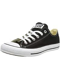 newest collection 350be 354bb Converse All Star Hi Chaussures Unisexe - Noir - Noir, 46.5 EU EU