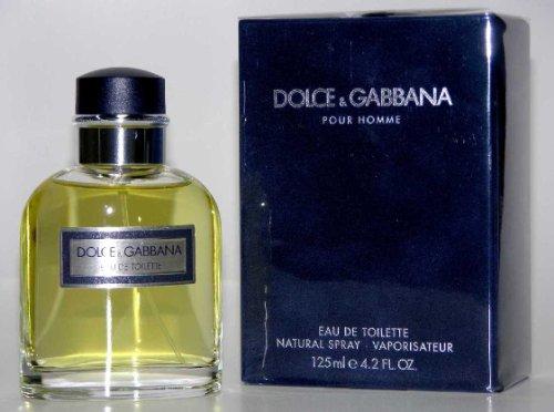 Dolce & Gabbana Pour Homme edt Spray 125 ml.