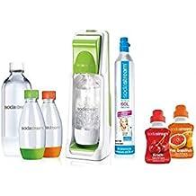 SodaStream Cool Super Spar Pack weiß/grün