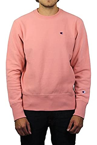Champion Crewneck Sweatshirt Pink
