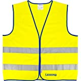 Michelin 92401 Warnweste nach EN 471, Universalgre, gelb