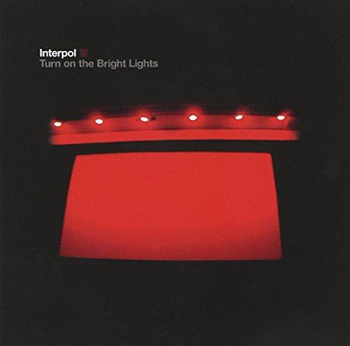 Turn On The Bright Lights + Bonus Track (Aust Excl