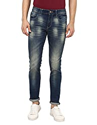 Monte Carlo Blue Nerrow Fit Denim